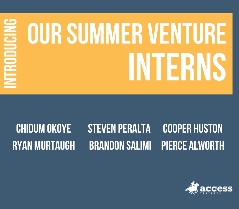 Meet our 2021 Internship Cohort