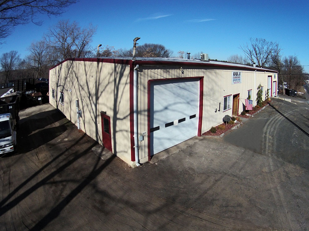 RRJ Building in Wallingford CT