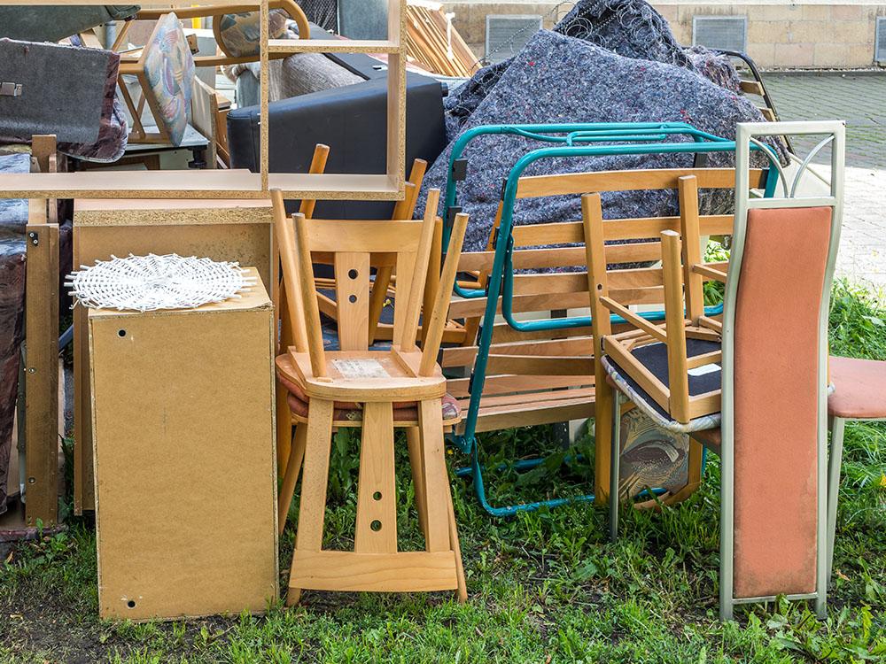 Scrap Furniture Removal