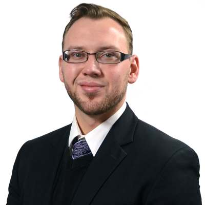 Alex Zebrowski, Project Manager: Building Technologies Recruiting
