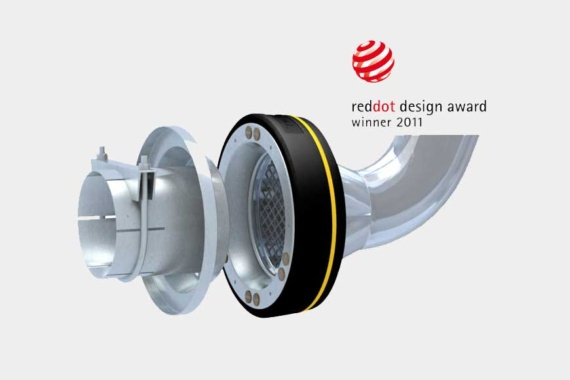 Plymovent Magnetic Grabber wins Global Design Award for Innovation and Safety