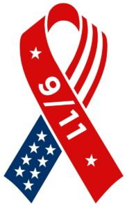 Never Forget 9 11 01 Ribbon