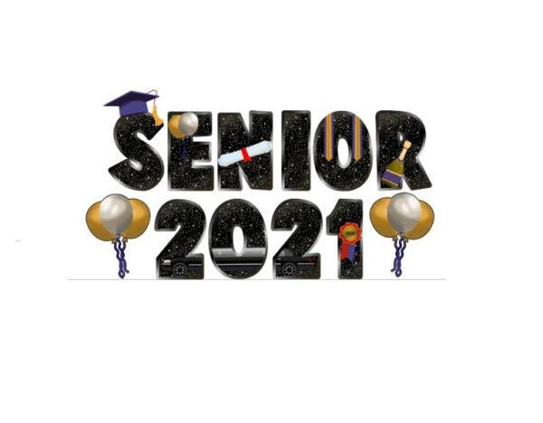 2021 Senior Graduation Yard Sign | Large Custom Yard Signs