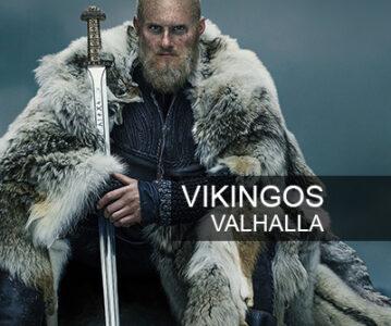 Primeras imágenes y detrás de cámaras de «Vikingos: Valhalla», secuela de «Vikingos»