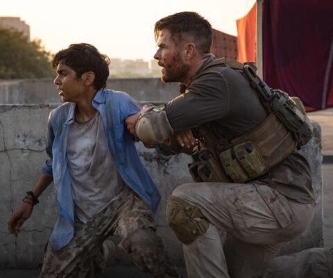 Misión de Rescate, una película con una historia floja, pero con secuencias de acción muy buenas.