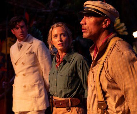 [Crítica] Jungle Cruise: Un film de aventuras medianamente entretenido.