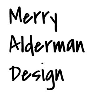 Merry Alderman Design Logo