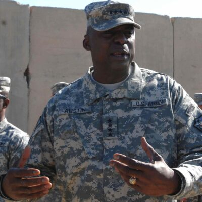 The Introverted General: Meet Lloyd Austin, Biden's Pick for SecDef