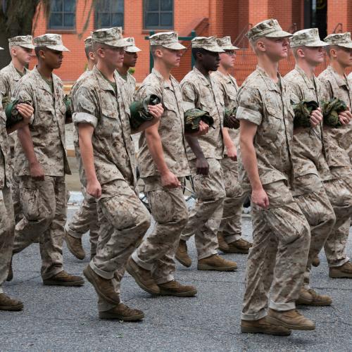 military battalion