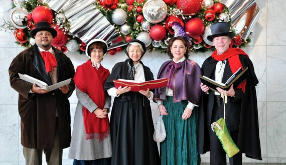 The Holiday Singers