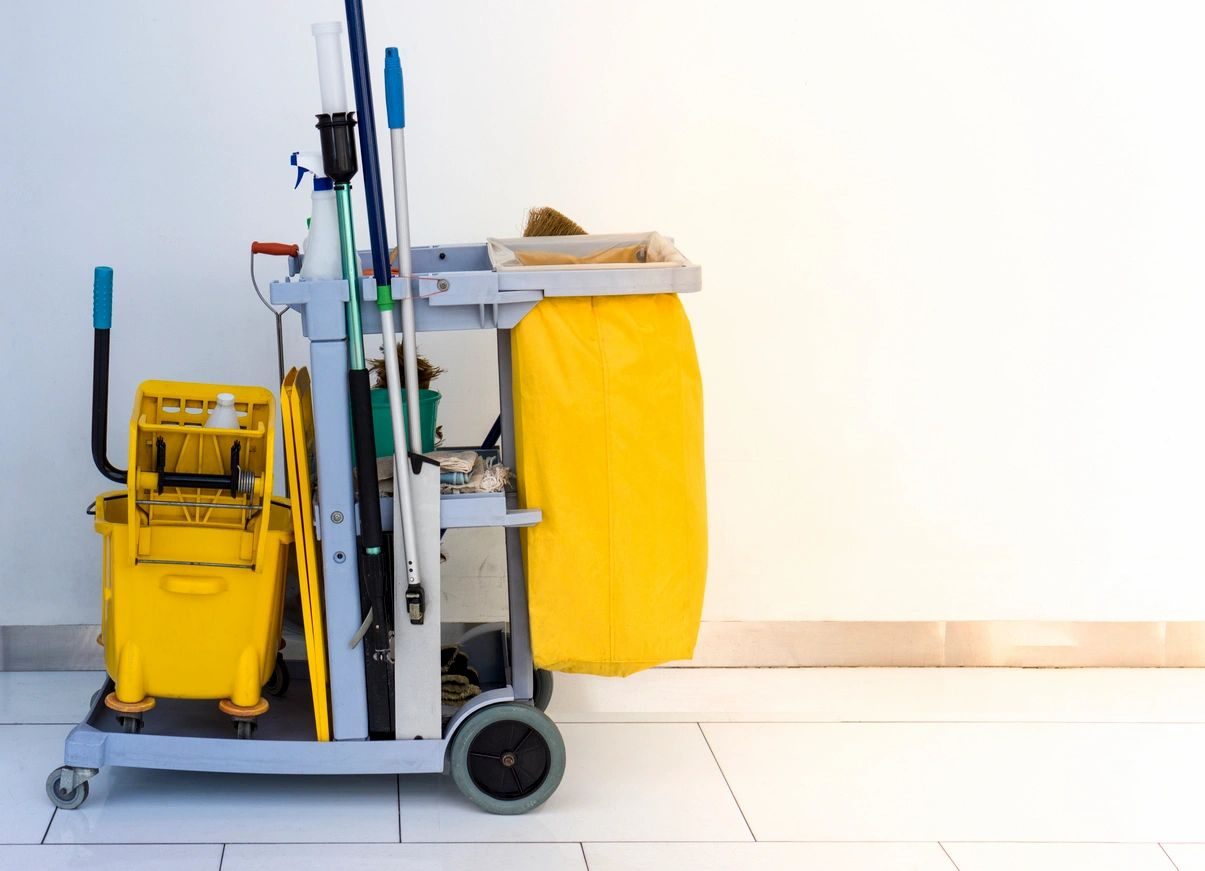 Janitorial Services are Offered