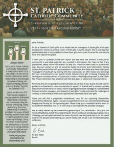 Church Annual Report Samples