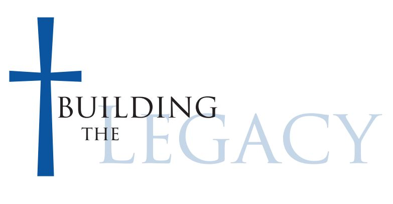 Building the Legacy Capital Campaign Logo