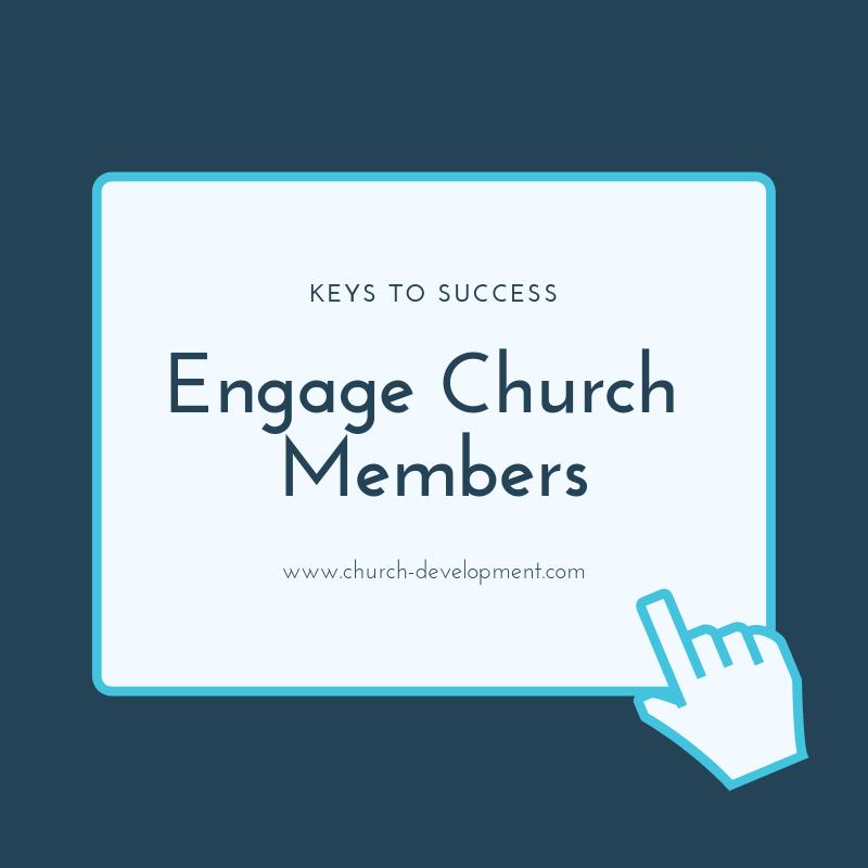 church member engagement