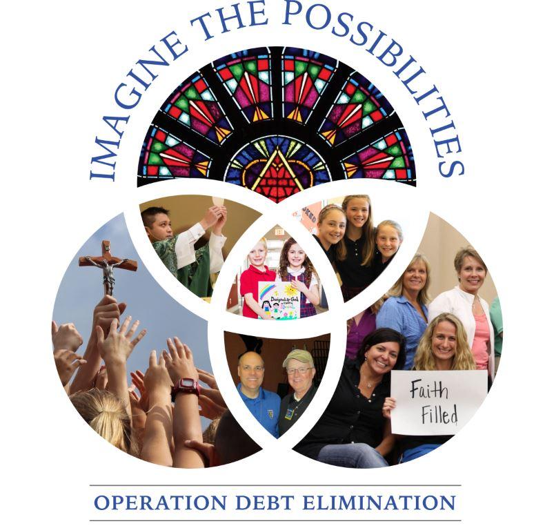 holy trinity capital campaign logo