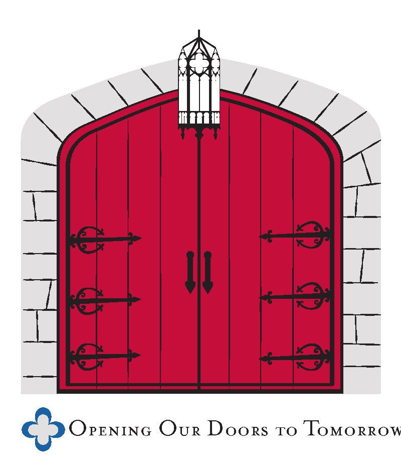 St. Paul Episcopal Capital Campaign Logo