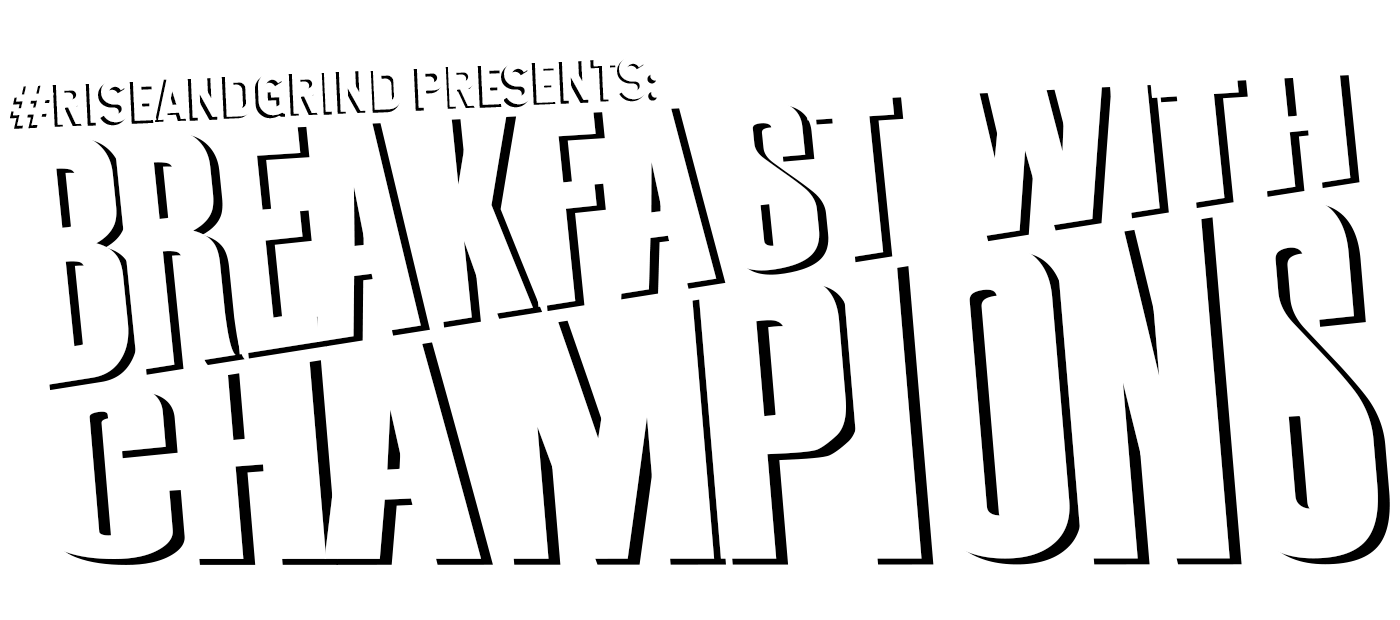Breakfast With Champions by Glenn Lundy