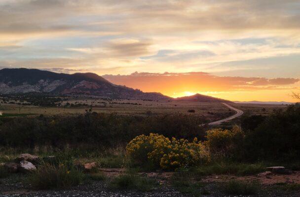 Torrey, UT Sunset
