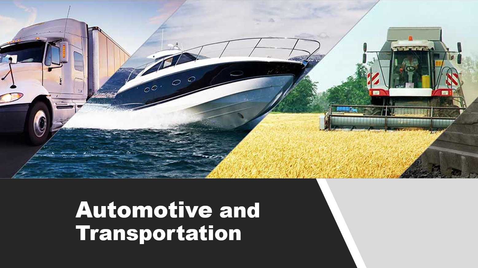 Automation and Transportation