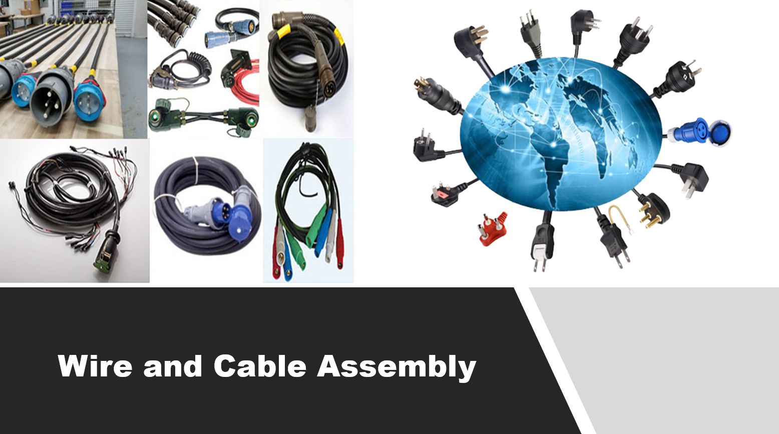 wire and cable assembly