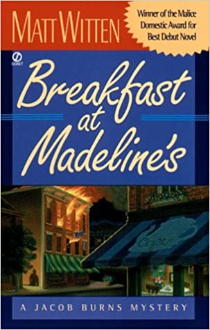 Breakfast at Madeline's, the original cover, by Matt Witten