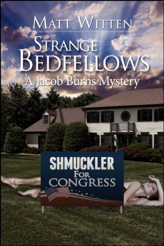 STRANGE BEDFELLOWS, a Jacob Burns mystery, by Matt Witten