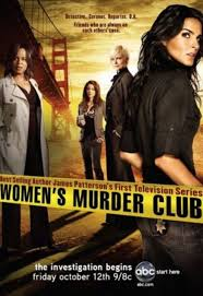 Women's Murder Club, a show I worked on