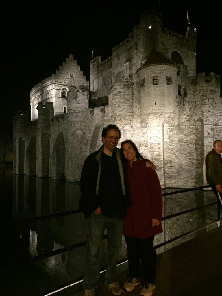 Matt Witten and Nancy Seid