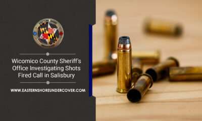 Wicomico County Shots Fired