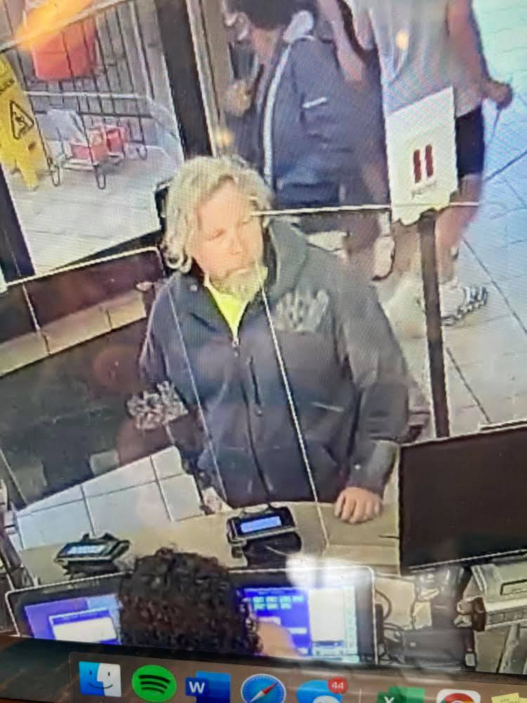 Suspect for Maryland State Police