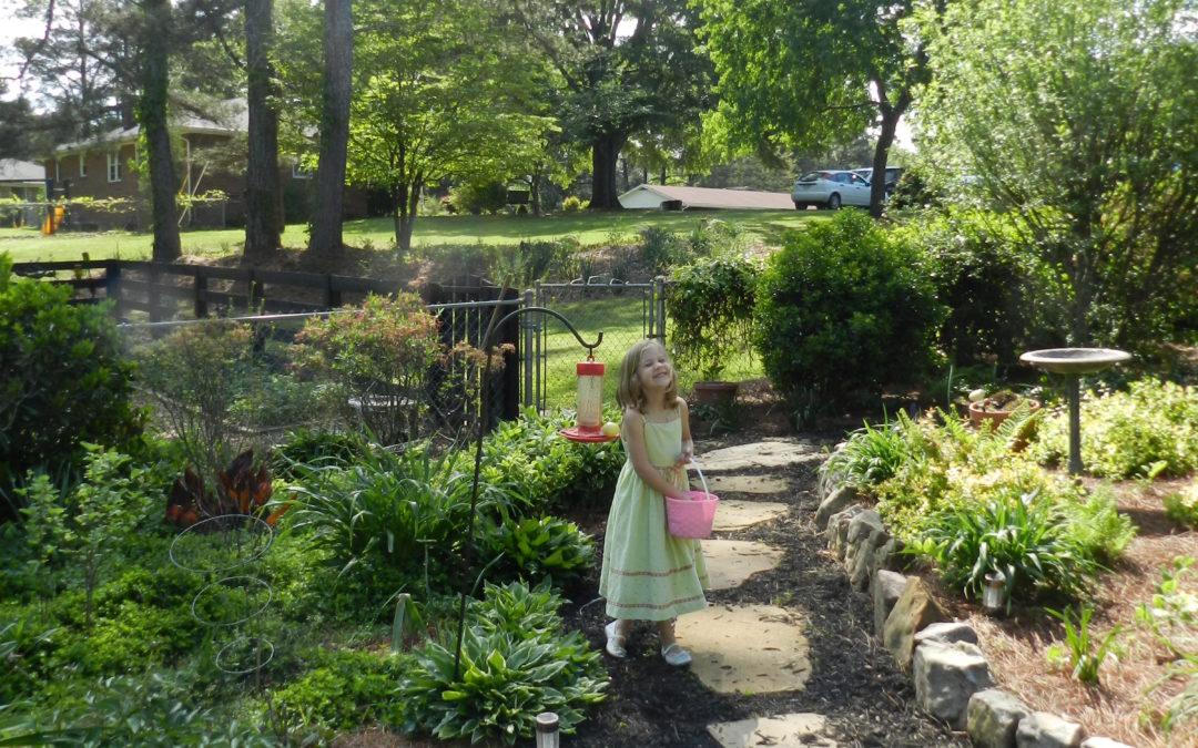 Garden Week in Georgia: Explore Gardens Around the World by RGC Blogger Suzy Crowe