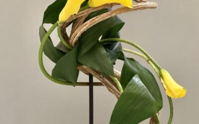 Garden Week in Georgia: Floral Design with an Emphasis on Color by RGC Blogger Gretchen Collins
