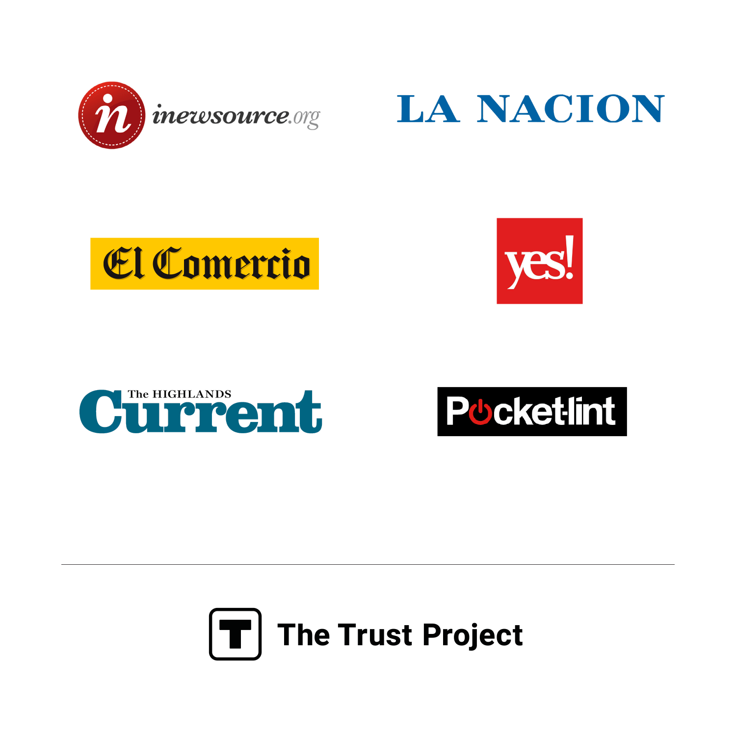 New Trust Project Partners