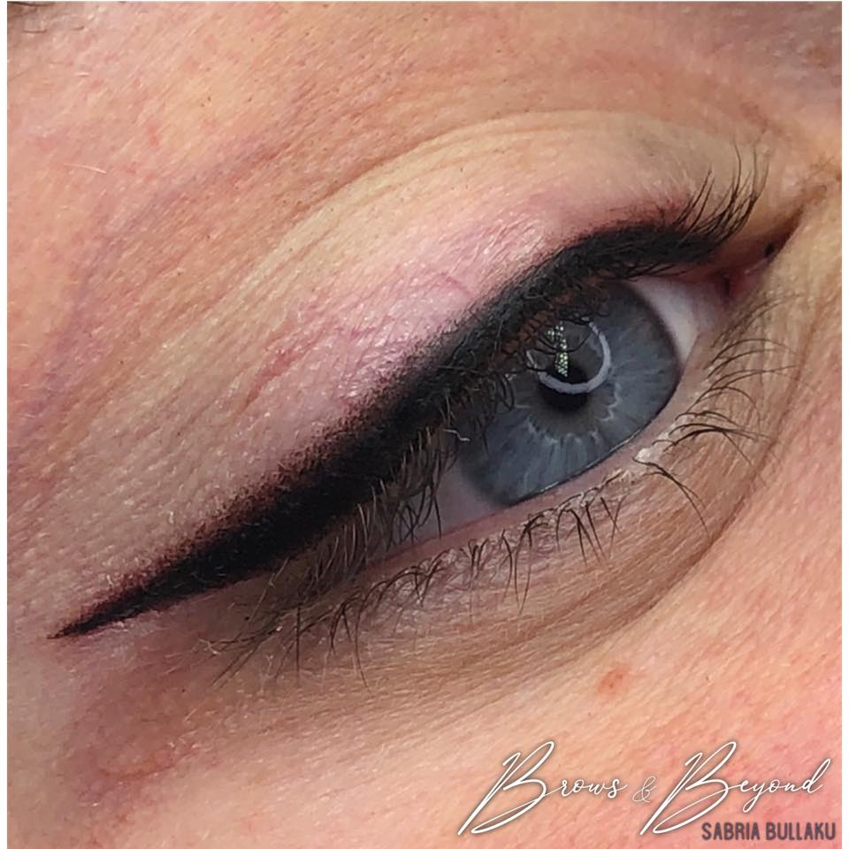Permanent Winged Eyeliner
