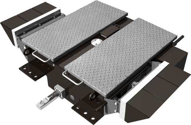 TS-4500 Hydraulic Switch Machine