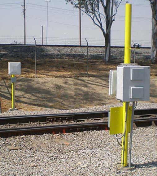 aei rf railcar gate