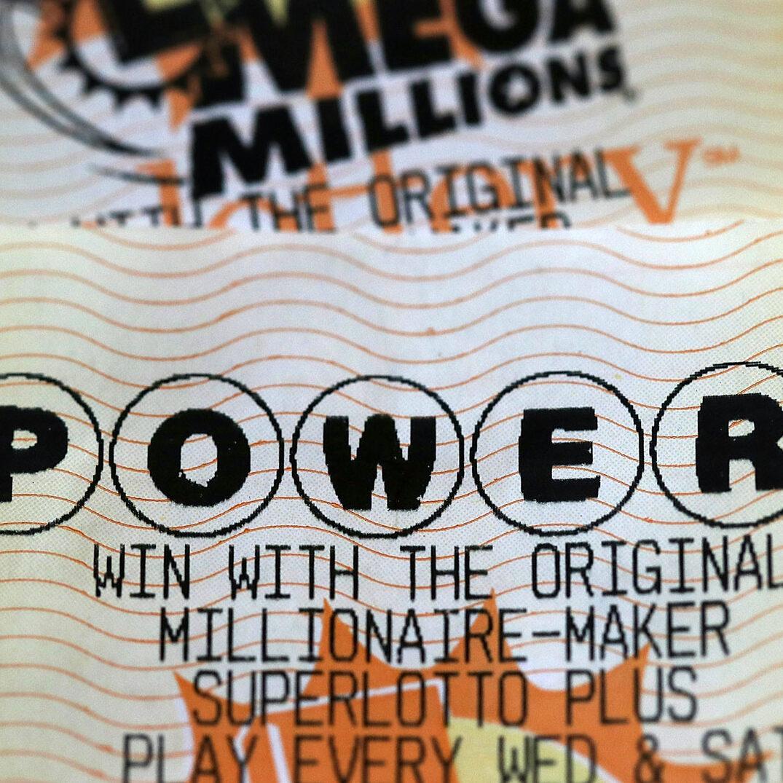 Powerball Mega Million