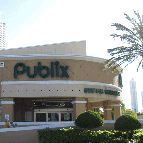 Slots Filled at Publix Locations Offering Vaccines