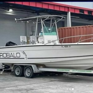 23-foot boat stolen overnight from family-owned business in Doral