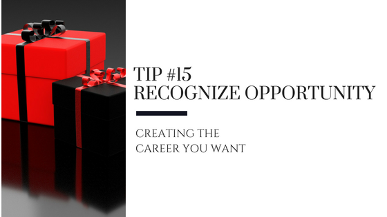 Creating the Career You Want – Tip #15