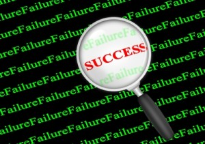 finding career success after failure
