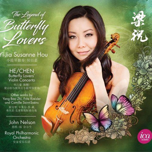 The Legend of Butterfly Lovers Yi-Jia Susanne Hou 侯以嘉