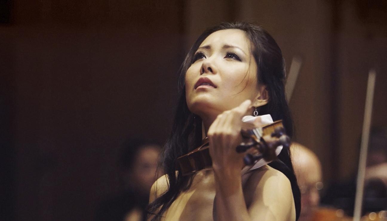 Yi-Jia Susanne Hou concert violinist virtuoso London Symphony Orchestra LSO