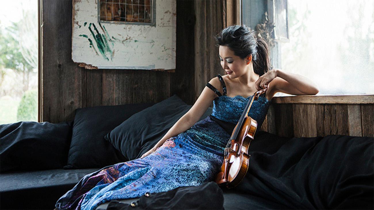 Yi-Jia Susanne Hou concert violinist
