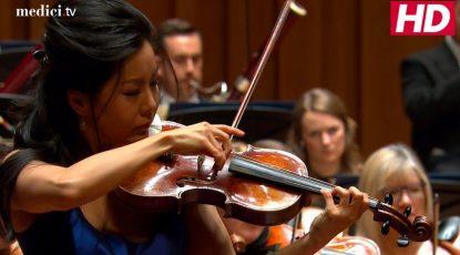 "John Nelson with Yi-Jia Susanne Hou - He Zhanhao / Chen Gang: Violin Concerto, ""Butterfly Lovers"""