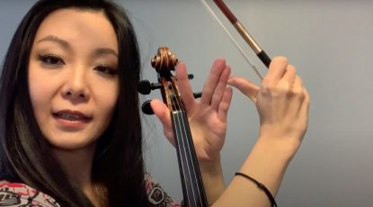 Yi-Jia Susanne Hou- Violin for Small Hands Paganini Caprice No.1