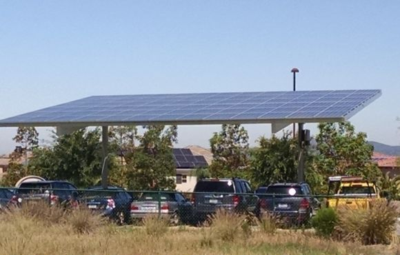 Saint Gregory the Great School – 72.15kW