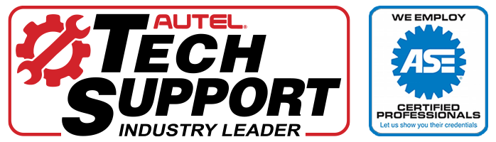 Autel Tech Support Logo