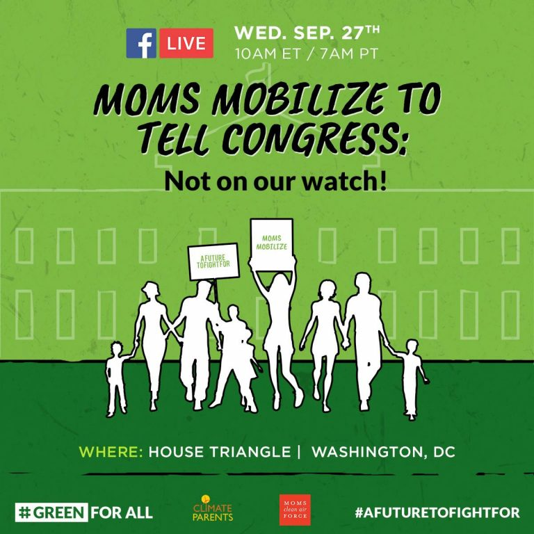GFA - Not On Our Watch FB Live