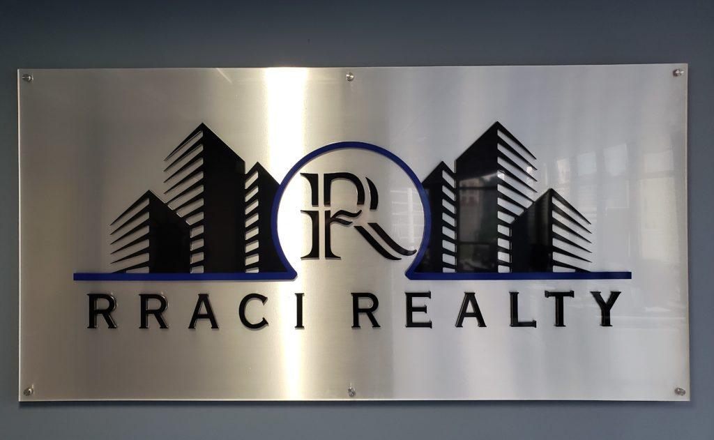 Custom Lobby Signs for Realtors in the Bronx NY